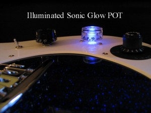 Illuminated Sonic Glow POT