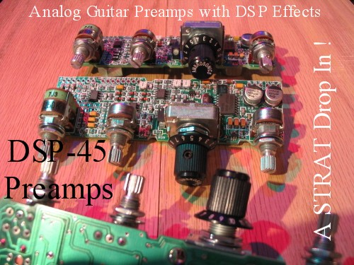 DSP-45 Preamps