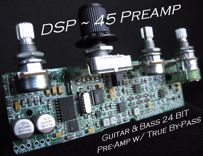 DSP-45 Preamp