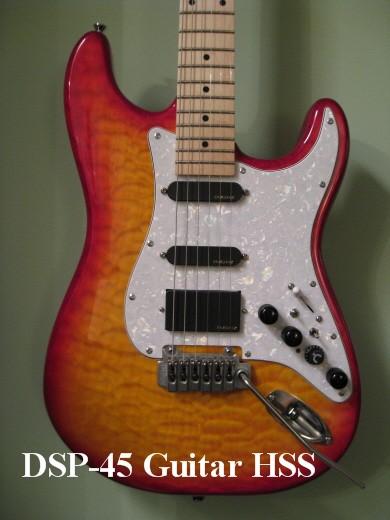 DSP-45 Guitar HSS