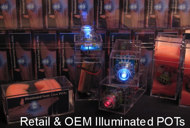 Retail & OEM Illuminated POTs